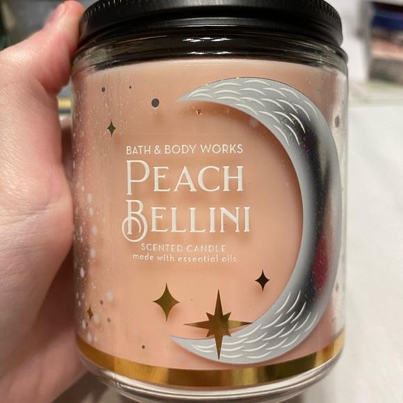 Peach Bellini 1 wick